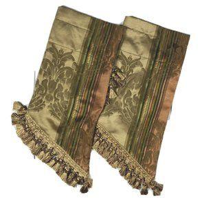 Croscill Discontinued Stripe Valances Curtains